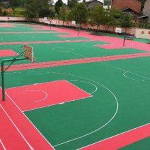 晋城悬浮式拼装地板 健身房悬浮地板 室外羽毛球场地板