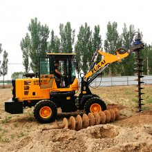 优质电杆打孔机厂家 洪涛电力 直销 货到付款 售后完善 优质设备