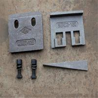 真诚是美德焊接压轨器TG38SWJK铸钢压轨器 意林