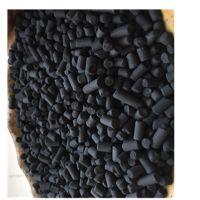 宁夏废气吸附柱状活性炭/污水处理高碘值活性炭