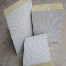 墙体阻燃岩棉复合板 保温材料岩棉毡厂家