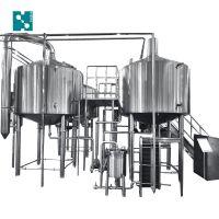 山东赫尔曼精酿啤酒设备 糖化锅 过滤/ 旋沉槽