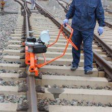 DM-750电动钢轨端面打磨机