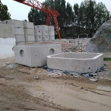 沂源整体式水泥化粪池厂家供应检验合格优质水泥化粪池 隔油池