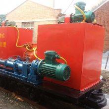 泰安宇成ZHJ60/13-G矿用移动式防灭火注浆泵