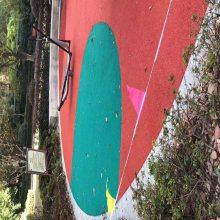 幼儿园塑胶地面施工