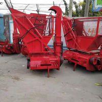 秸秆粉碎回收机 玉米秸秆青储收获机 秸秆回收机价格