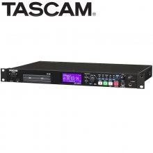 TASCAM SS-CDR250N SS-R250N CF存储录音/CD刻录播放机 CD录音