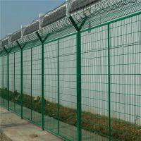 护栏围栏网 工厂防护网 单位绿地围墙