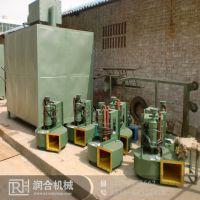 小型木炭机价格 润合无烟吊装炭化炉 设备不贵机器耐用