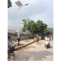 江苏扬州6米太阳能路灯厂家