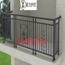 荥阳 锌钢阳台护栏 飘窗护栏 铁艺阳台栏杆的用途是什么