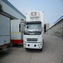冷藏运输车价格/东风5.2米冷藏车价格4.26L