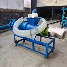 定制款300型干湿分离机 水泡粪便固液分离机 邦腾机械