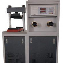 10吨数显式水泥土压力试验机、水泥土混合物压力试验设备