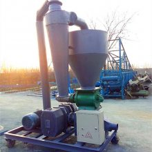 粮库用加除尘软管气力输送机_多方位可变向吸压混合气力吸粮机_新型吸粮机供应