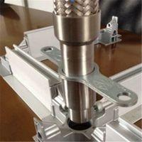304不锈钢金属软管|耐高温耐酸碱腐蚀法兰连接化工管道消防喷淋管