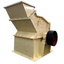 河南液压开箱制砂机 自动化一键开箱粉碎机 焦宝石强力高效细碎机