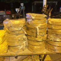 河南地区 爆米花机器 五谷杂粮膨化机报价 大米玉米食品膨化机价格