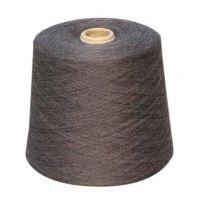100羊毛纱 48支双 半精纺羊毛纱线 广东丝光羊毛纱线现货