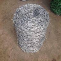 山西镀锌刺绳 刀片刺绳生产厂家 刺线围栏