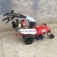 柴油大马力微耕机 自走式四驱微耕机 除草机高效节能田园管理机