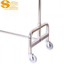 专业生产SITTY斯迪90.3300A不锈钢挂杆式送衣车