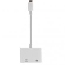 苹果手机otg转接线 iphone相机转接头lightning转usb转换器