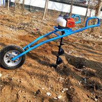 亚博国际真实吗机械 单人操作钻眼机 双人手提式植树挖坑机 螺旋植树挖坑机 厂家直销
