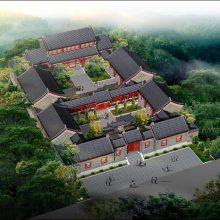 农村四合院设计、新四合院设计 ,四合院建筑设计、仿古四合院设计装修