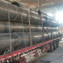 厂家加工600降水井管;Q235B钢制滤水管800钢花管/桥式管 开孔面广