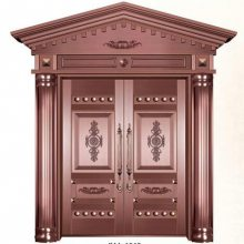 纯铜铜门-富贵铜制品(在线咨询)-合肥铜门