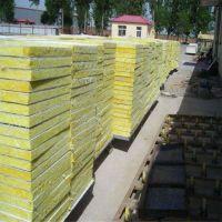 安庆市网格布砂浆岩棉复合板8公分4个厚优惠销售/大厂家