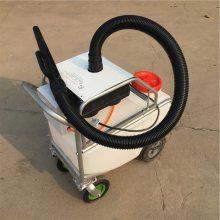 塑料大棚蔬菜种植杀虫打药机 75升电动打药机价格 养殖场高压喷雾消毒车