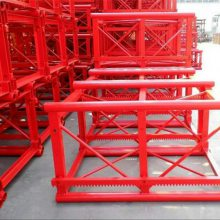 塔吊标准节批发-塔机壹号产品齐全-塔吊标准节批发价格