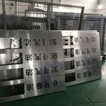 德普龙屏风镂空铝板_门头镂空铝板
