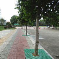 園林綠化樹脂復合蓋板_復合樹池護樹板_25型恒冷樹篦子 河北華強