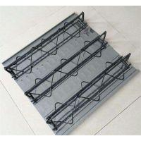 上海晨光文具项目业主考察新之杰TD4-120钢筋桁架楼承板生产能力