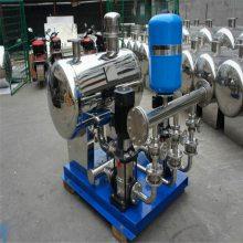 陕西西安无负压供水设备 箱泵一体结构合理