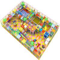 商场超市室内淘气堡大型儿童乐园游乐场设备亲子游乐设施定制