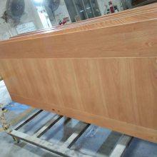 复合实木门木皮拼纹烤漆门生产厂家广东红海豚木门厂