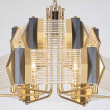 厂家定制设计多款高端水晶吊灯