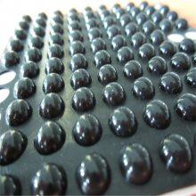 现货供应批发自粘黑色硅胶垫 透明硅胶垫 尺寸齐全拿样免费