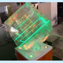 亚克力魔方有机玻璃魔方块智力开发魔方块益智魔方