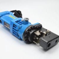 便携式小型电动冲孔机 角铁槽钢电动液压打孔机 手提式冲孔机厂家