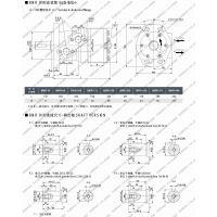 BMR-100P1AY,BMR-50P1AY,BMR-80P1AY,摆线马达
