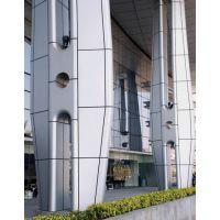 三甲医院幕墙氟碳银灰色铝单板-AG真人客户端 一条龙服务厂家