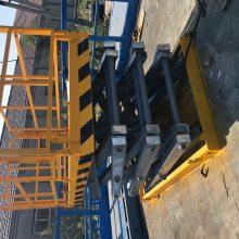 烟台剪叉式升降机厂家 航天牌 电动升降 工厂车间运货货梯 剪刀式高空货梯厂家 剪叉构造
