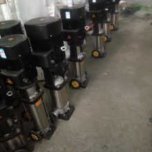 食品卫生泵 40CDL(F)8-100 4KW 扬程:92M 湖北省众度泵业