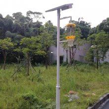 太阳能杀虫灯 别墅灭蚊灯 杀虫增收户外灭虫灯 高压电网诱虫灯